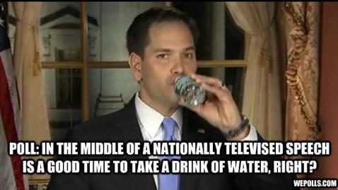 rubio water