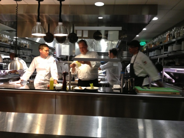 The Chefs at Chefs Club.