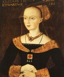 Elizabeth Woodvile. Image via en.wikipedia.org