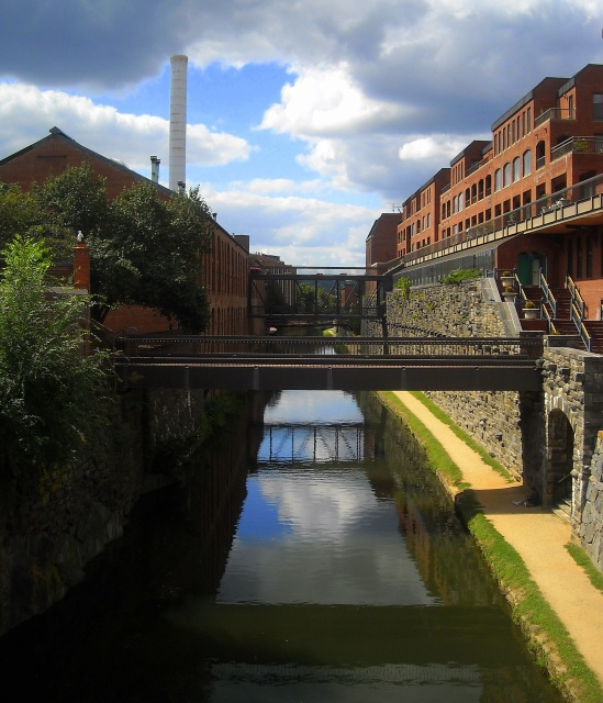 C&O Canal, Georgetown
