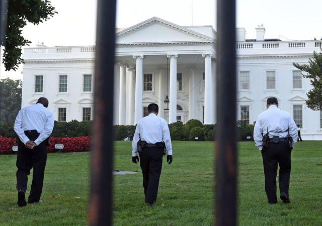 white house jumper